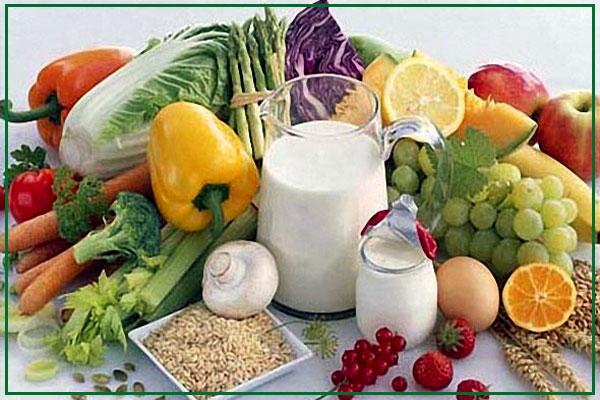 продукты для диеты DASH от гипертонии (повышенного давления) и для похудания