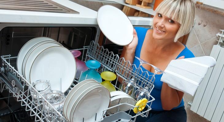 Как почистить посудомоечную машину в домашних условиях?