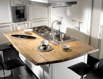 Как выбрать столешницу для кухни