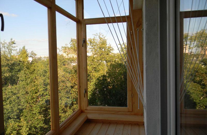 Как определить, какие окна на балкон лучше