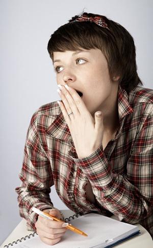 Как бороться с зевотой