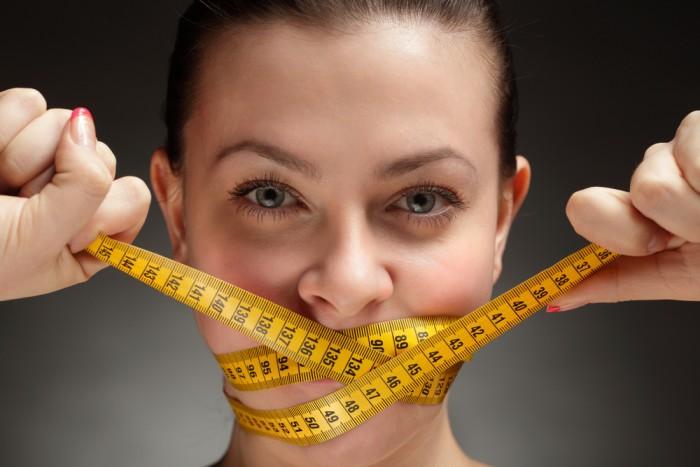 как настроить себя сбросить вес
