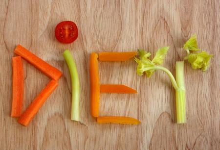 Установите для себя и соблюдайте здоровую диету