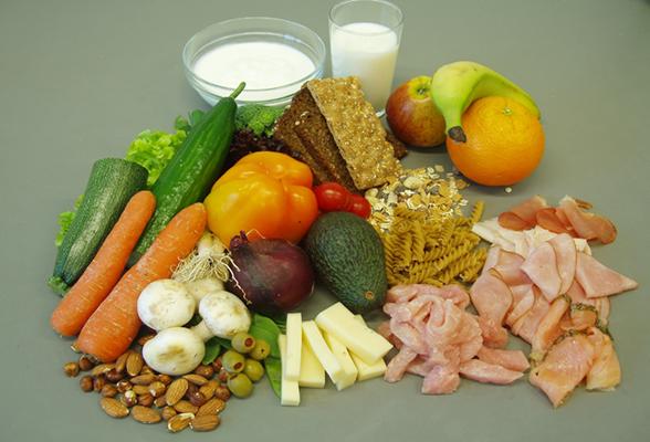 Все эти продукты очень калорийны