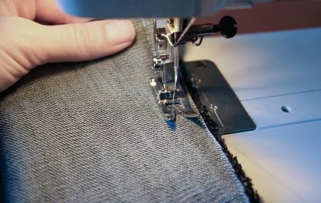 Как сшить модный клатч из старых джинсов?
