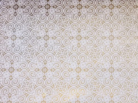 полупрозрачная бумага для комода с орнаментом