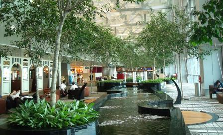 Как выглядят самые красивые аэропорты мира