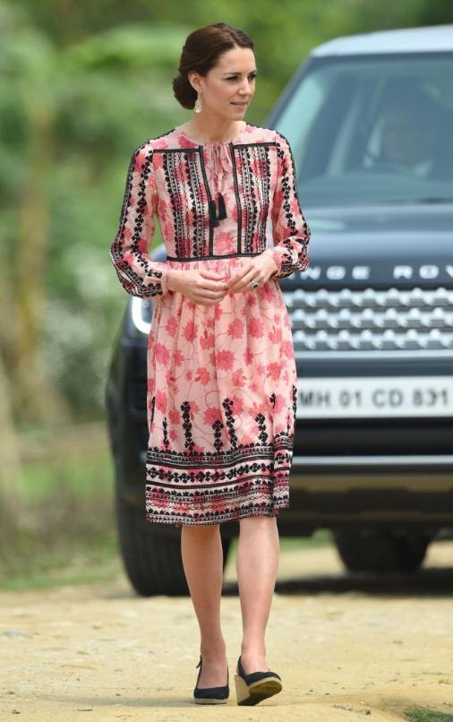 Как одеваться в стиле Кейт Миддлтон