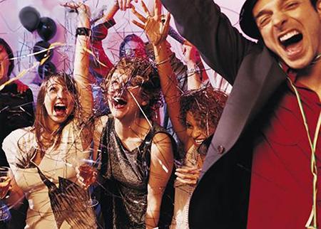 как организовать забойную вечеринку на Новый год в последнюю минуту