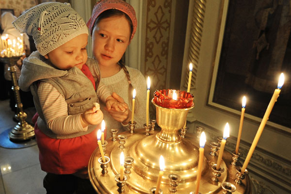 Как православные проводят Страстную неделю