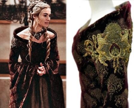 Как создаются костюмы для сериала «Игра престолов»