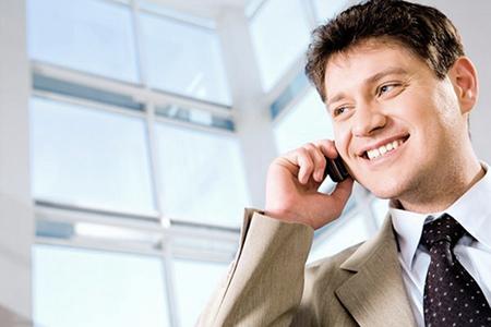 Он будет сам звонить в течение дня и интересоваться, как ваши дела