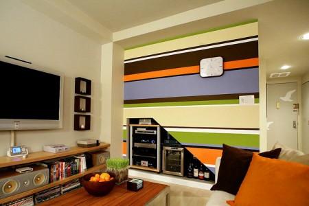 дизайн интерьера для гостиной 2013