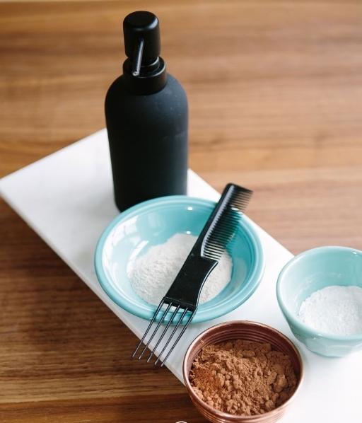 Как сделать сухой шампунь в домашних условиях
