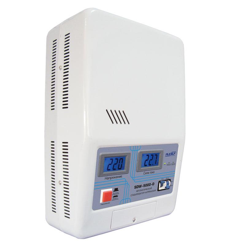 ...Уменьшает вероятность сбоев в работе электрооборудования; *Увеличивает срок его службы; *Защищает от внезапного...