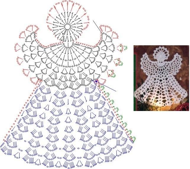 Схема свитера со спущенным плечом фото 555