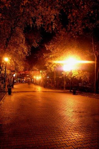 Как делать качественные фотографии в ночное время?