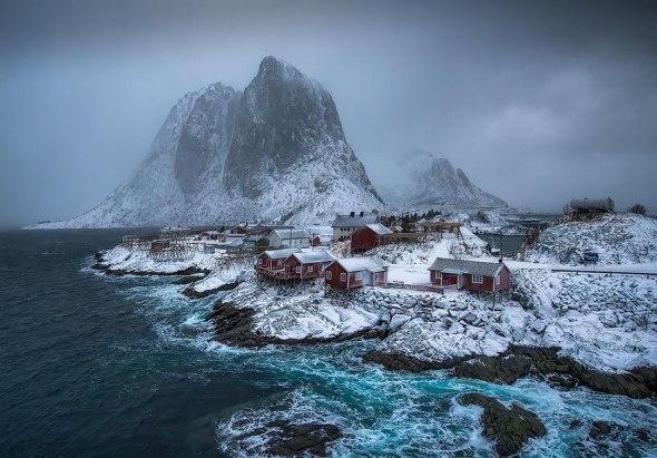 Как выглядят самые красивые деревни мира (Часть 1)