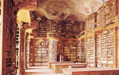 Хорошо, когда в доме много книг