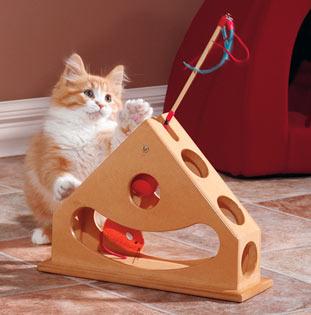 Как уберечь свою мебель от когтей вашей кошки?