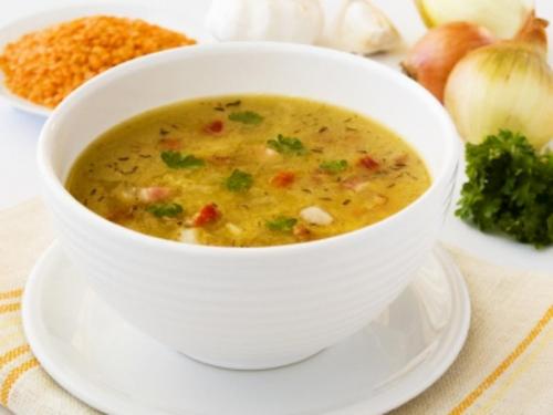 приготовить сырный суп