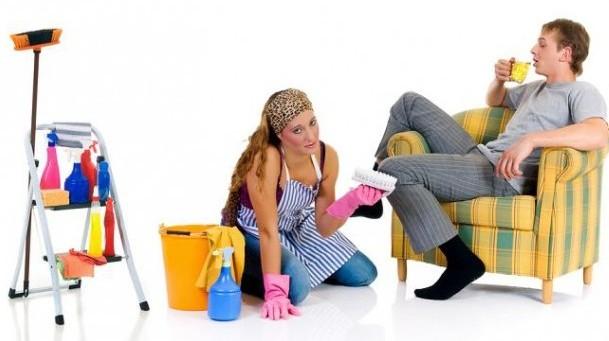 Как заставить мужа помогать по хозяйству