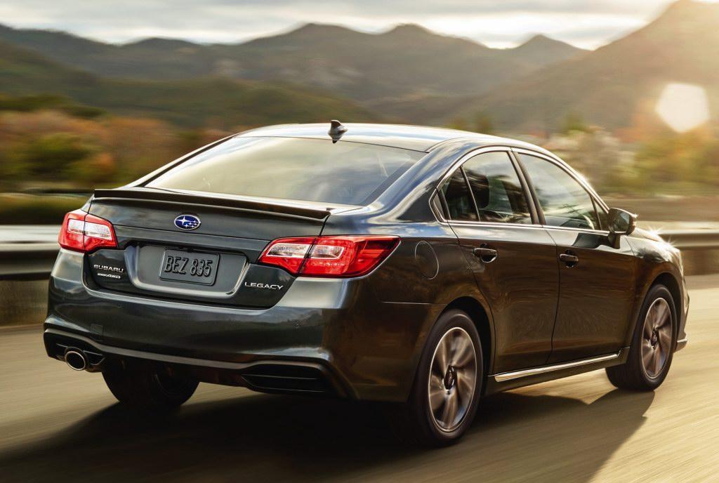 Как выбрать автомобиль: обзор автомобиля Subaru Legacy 2019 года