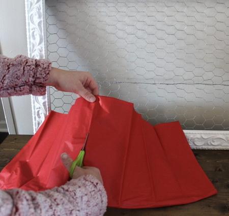 Как своими руками сделать простой декор на 14 февраля?