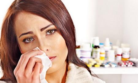 Как быстро избавиться от заложенности носа?