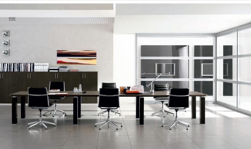 Как определить строгость линий в выборе предметов мебели в офис