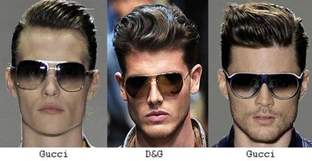 Хороший пример здесь – авиаторские очки