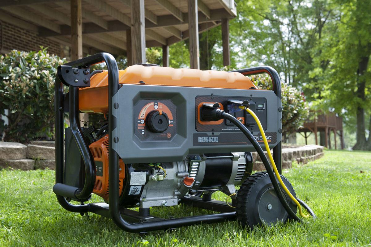 генератор электричества для дачи