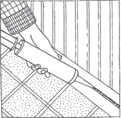 Как использовать силиконовый герметик?