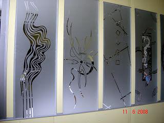 Как создаются трендовые изделия из стекла с матированием