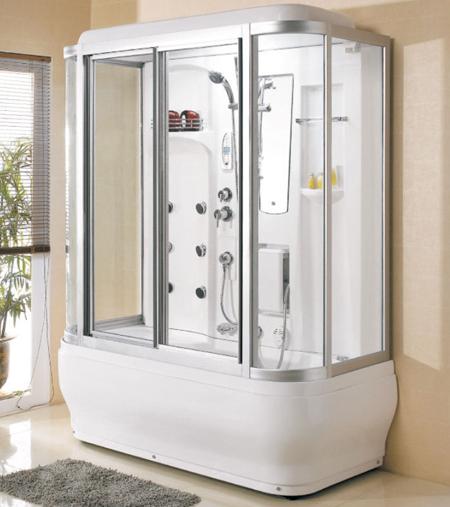 эргономичная ванна-гидробокс
