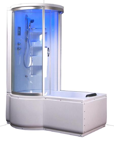 удобная ванна - гидробокс