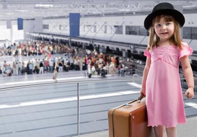 Для каждого участника поездки пакуйте отдельный чемодан