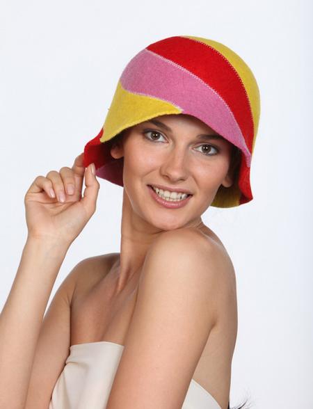 шапочка для сауны
