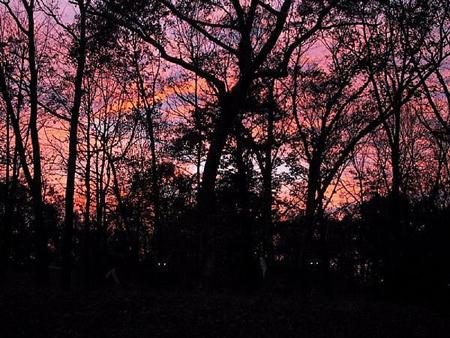 Осенние закаты