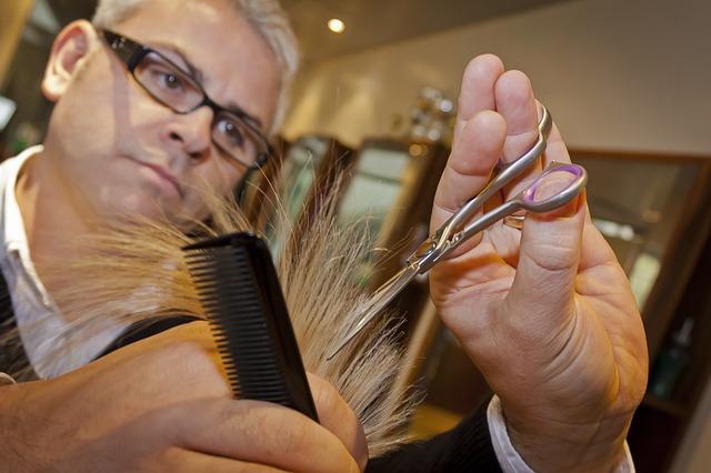 личный парикмахер