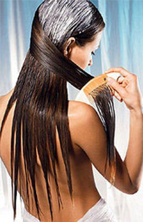Как восстановить волосы после химической завивки