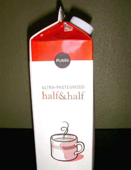 готовые халф-н-халф (half-n-half) разных брендов