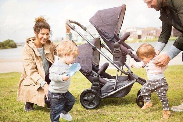 Как выбрать правильную коляску для ребенка