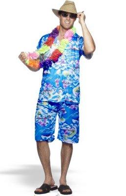 Как отметить день рождения в гавайском стиле? Часть 1