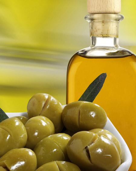 ... оливковое масло - отличный антиоксидант, и др.