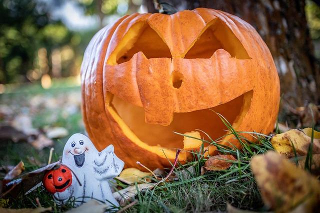 Хэллоуин с детьми