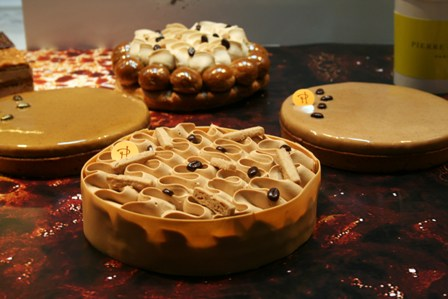 Как готовят сладости в лучших кондитерских мира