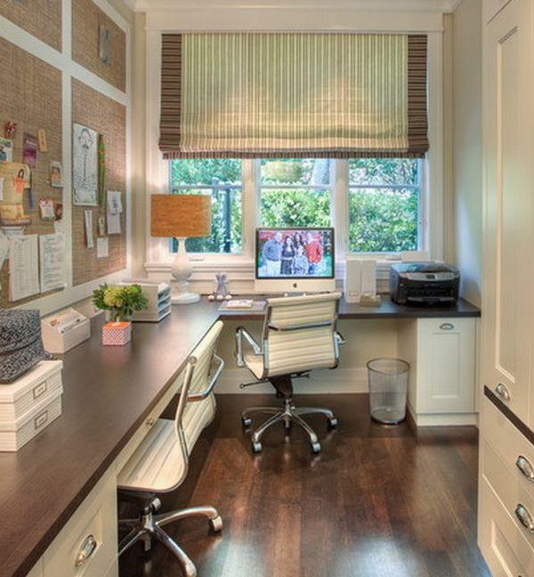 Как организовать домашний офис: 4 золотых правила