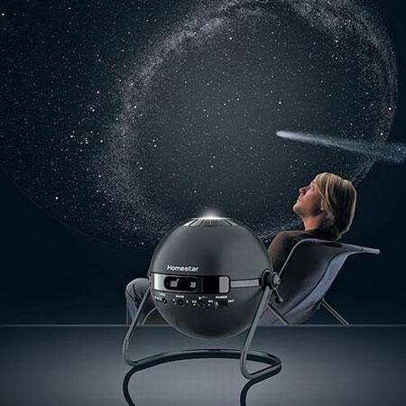 Как выбрать домашний планетарий
