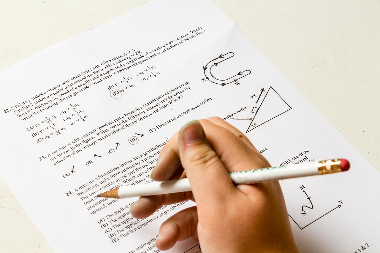 Как пережить экзамен без стресса